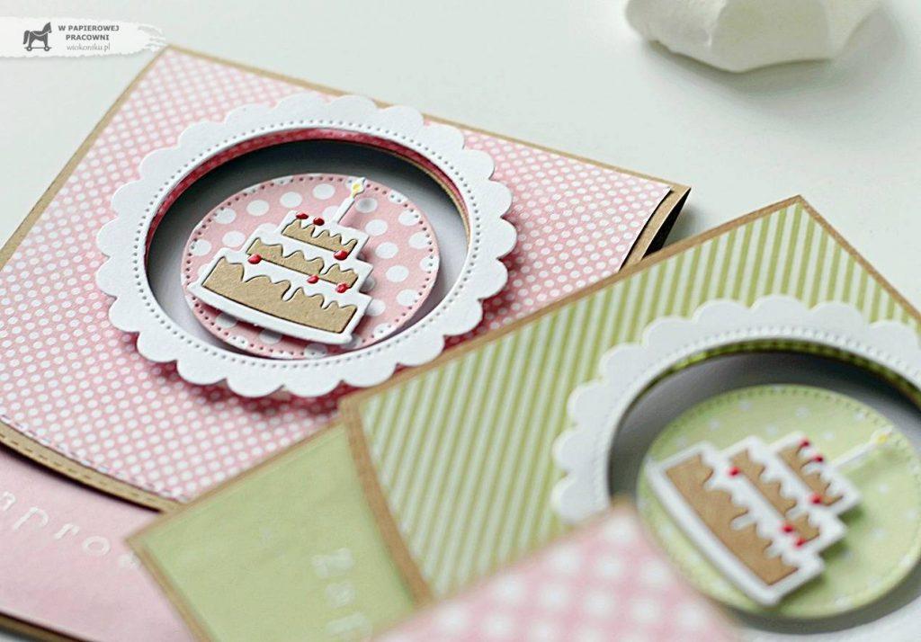 Elementy dekoracyjne zaproszenia na roczek