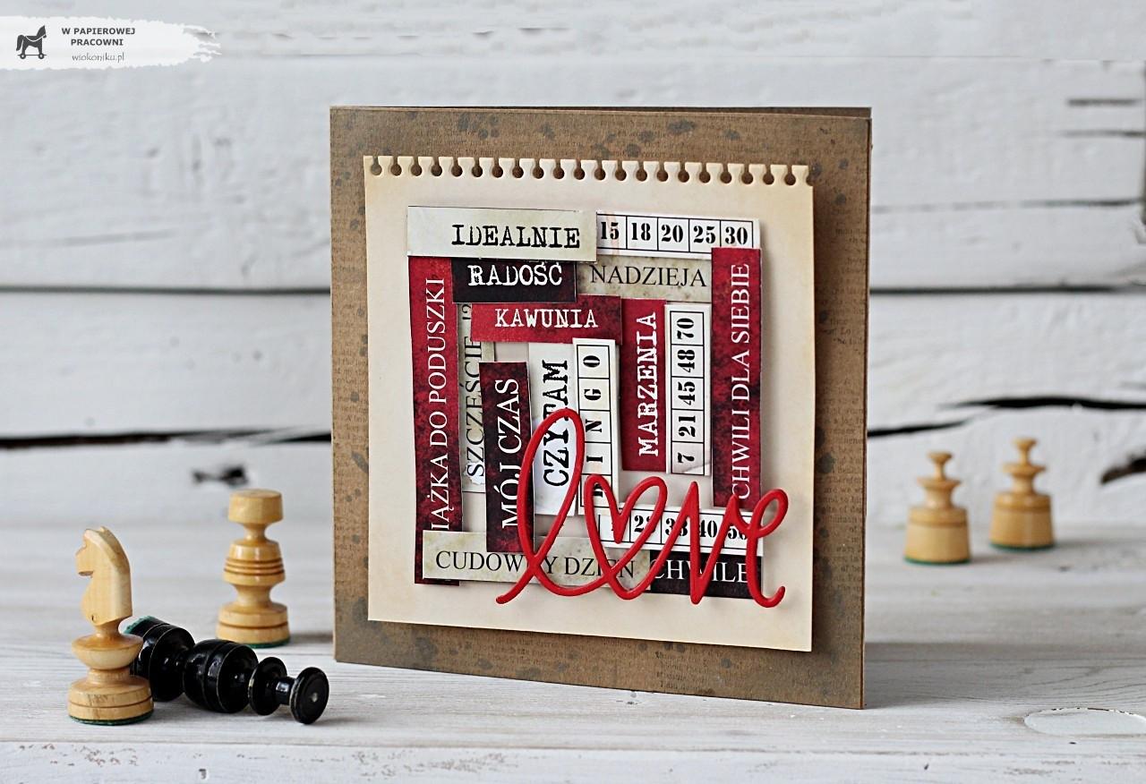 Kartka dla kochającego książki bibliofila